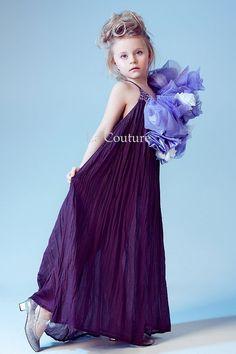 Abendkleid für Mädchen by AtelierLaCouture