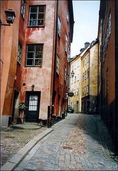 Stockholm! Sweden