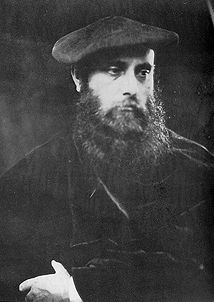 William Michael Rossetti:  Born in London, he was a son of immigrant Italian scholar Gabriele Rossetti, and the brother of Maria Francesca Rossetti, Dante Gabriel Rossetti and Christina Georgina Rossetti.  He was one of the seven founder members of the Pre-Raphaelite Brotherhood in 1848, and became the movement's unofficial organizer and bibliographer ...