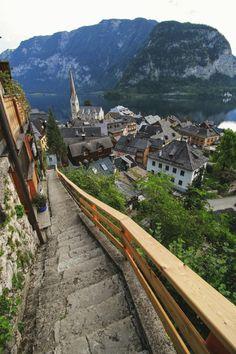 """allthingseurope: """"  Hallstatt, Austria (by Juraj Kupculak) """""""