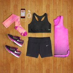 For wherever your run takes you. #ootd #nikeplus