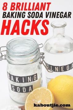 Both baking powder and vinegar on their own are fantastic for household cleaning. Here are some baking soda vinegar hacks that will blow your mind.    #BakingSoda #Vinegar #BakingSodaVinegar #BakingSodaHacks #VinegarHacks #HouseholdHacks #CleaningHacks #HouseholdCleaning #Household #Cleaning #CleaningTips Baking Soda Vinegar, Pregnancy Tips, Cleaning Hacks, Powder, Household Tips, Blog, Girls, Diy, Ideas