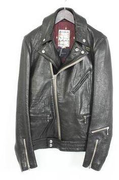 [商品価格に関しましては、リンクが作成された時点と現時点で情報が変更されている場合がございます。] Riders Jacket, Undercover, Leather Jacket, Jackets, Fashion, Studded Leather Jacket, Down Jackets, Moda, Leather Jackets