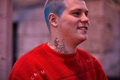 Clothes From the Rapper Yung Lean an 'American Psycho' Raincoat and Other Must-Haves for Spring Yung Lean Sadboys, Cloud Rap, Underground Rappers, American Psycho, Yellow Raincoat, Photo Pin, Dressed To Kill, Aesthetic Photo, Style Inspiration