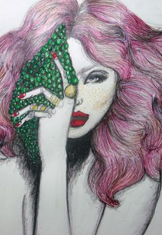 #fashionillustration #draw #fashiondraw #desenho #ilustração
