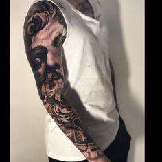 Done freehand Australia Tattoo, Arm Sleeve Tattoos, Professional Tattoo, Beste Tattoo, Tattoo Artists, Cool Tattoos, Nature, Life, Coolest Tattoo