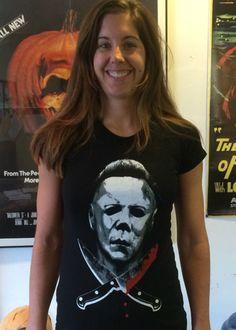 Halloween II Michael Myers Mask T-Shirt
