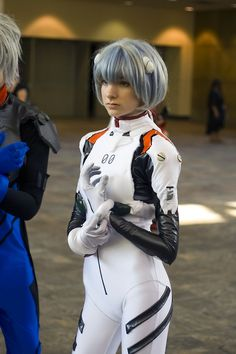 WOW! Ive been using this new weight loss product sponsored by Pinterest! It worked for me and I didnt even change my diet! I lost like 26 pounds,Check out the image to see the website, REI AYANAMI - Neon Genesis EVANGELION