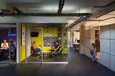 gallery of new soundcloud headquarters kinzo berlin 6. Black Bedroom Furniture Sets. Home Design Ideas