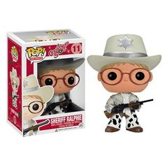 Funko POP Vinyl Figure Movie A Christmas Story - Cowboy Ralphie 11