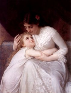Emile Munier - Vintage Mother's Day!