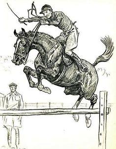 1956 'Buckle Horse', PAUL BROWN Equestrian Art, Rare 1st Ed, First Fling Racehorse, Original DJ, Out-Of-Print