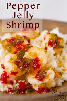 Shrimp Dishes, Fish Dishes, Kitchen Recipes, Cooking Recipes, Healthy Recipes, Healthy Food, Easy Family Meals, Easy Weeknight Meals, Seafood Recipes