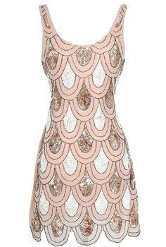 West Egg Sequin Designer Dress   www.lilyboutique.com