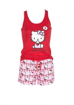 Pink All Over Hello Kitty Set