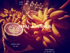 Are u hungry? Here we go, some small cheap&healthy snack from Sri Lanka..ECO :)