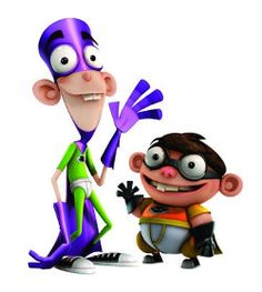 Fanboy and Chum Chum / Characters - TV Tropes