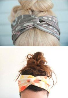 Criss-Cross Headband