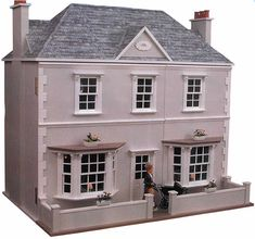 Gables dolls house · the croft dolls house Doll Houses For Sale, Cheap Doll Houses, Dolls House Shop, Cheap Dolls, Doll Furniture, Dollhouse Furniture, Online Furniture, Healthy Filling Snacks, Yummy Snacks