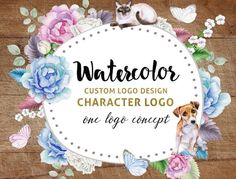 #etsy #etsyseller #etsyfinds #etsyshop #etsystore #logodesigners #watercolor #watercolorart #logo #logo #logodesigns #logodesigner #logos #logoinspirations #character #characterdesign
