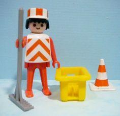 Playmobil 1974 bouwvakker