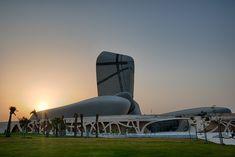 Exceptionnel Architectural Project in Abu Dhabi – Fubiz Media