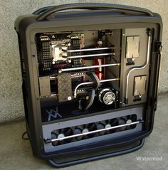 cooler master case mods - Google Search