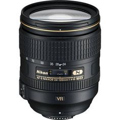 Nikon 24-120mm f/4G AF-S NIKKOR ED VR Zoom Lens $1,295.95