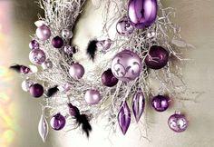 Thüringer Glasdesign, Glaskugelsortiment im Online Shop von Ackermann Versand #weihnachten #dekoration Ornament Wreath, Ornaments, Wreaths, Pearls, Christmas, Uni, Home Decor, Winter, Christmas Deco