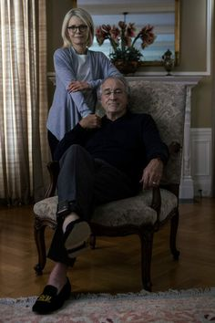 Here's a First Look at Robert De Niro and Michelle Pfieffer in HBO's Bernie Madoff Movie | TIME