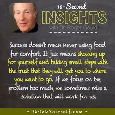 Defining Successful Emotional Eating Control. #inspiring #health #words #quotes