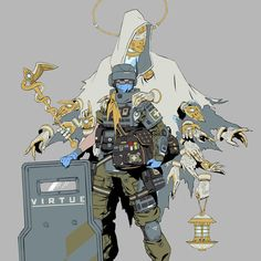 Agents of Virtue: Charity. Generous, selfless, and eager to serve Agents of Charity seek to serve their squad. As medics they bolster their team providing simultaneous medical care to each member of the team. Few have the character to serve as Agents of Charity but those who do are valued and highly sought after.