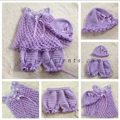 Opinión de Raneem... Conjunto de vestido bebé conjunto de