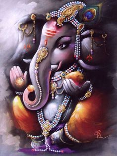 Make this Ganesha Chathurthi 2020 special with rituals and ceremonies. Lord Ganesha is a powerful god that removes Hurdles, grants Wealth, Knowledge & Wisdom. Jai Ganesh, Ganesh Lord, Shree Ganesh, Lord Shiva, Ganesha Pictures, Ganesh Images, Krishna Images, Shiva Art, Shiva Shakti
