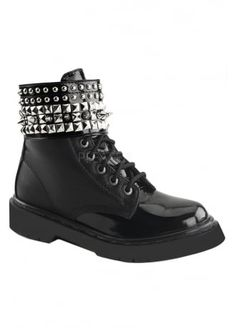 Demonia Rival 106 Boot Zapatos a3fdef1e302