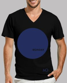 #Blue #Monday #vneck #men #tshirt #tee #80s #bluemonday #electronic #music #neworders #monday