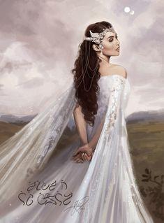 Kylie Padilla, Fairies, Character Art, Fantasy Art, Concept Art, Digital Art, Sketches, Photo And Video, Bride