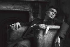 Cillian Murphy 005 First Look: Cillian Murphy Covers So It Goes Magazine