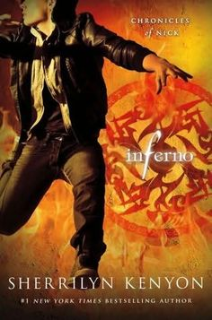 Inferno  (Chronicles of Nick, book 4)  by  Sherrilyn Kenyon