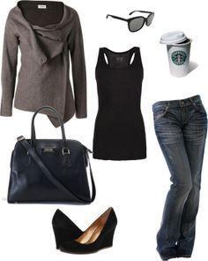 outfit about mk bag