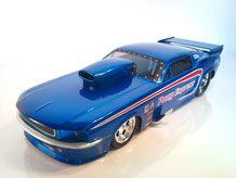 Ford Mustang Funny Car 1/24 modelcar24´s Webseite!