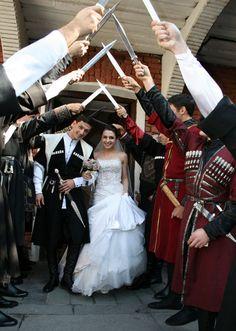 Tbilisi, wedding