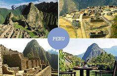 Lua de mel: Peru