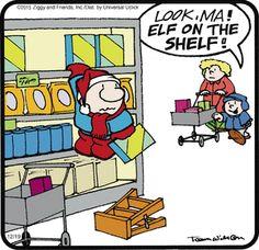 Ziggy Comic Strip, December 19, 2015     on GoComics.com