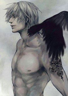 Dante, devil may cry, and tattoo image