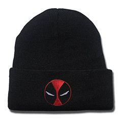 Deadpool Logo Beanie Fashion Unisex Embroidery Beanies Skullies Knitted Hats Skull Caps - http://todays-shopping.xyz/2016/07/27/deadpool-logo-beanie-fashion-unisex-embroidery-beanies-skullies-knitted-hats-skull-caps/