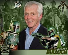 *PIN to WIN* Meet Jeremy Bulloch at #SLCC16! Best known as Boba Fett in the original Star Wars Trilogy! #utah