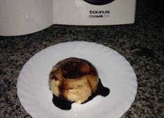 Flan de turrón para #Mycook http://www.mycook.es/cocina/receta/flan-de-turron