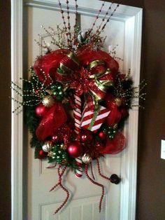 Christmas Wreath Crafts   Christmas wreath   crafts