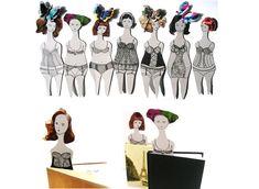 Marcadores criativos: http://3livrossobre.com.br/5-marcadores-de-paginas-muito-criativos-para-seus-livros/
